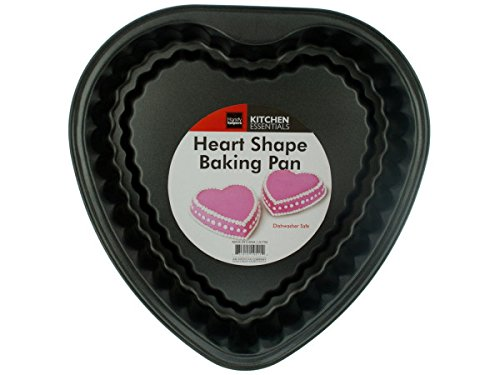 Wholesale Heart Shape Baking Pan – Set of 16, [Kitchen & Dining, Bakeware]