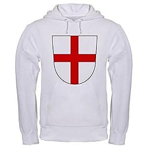 T-Shirtshock - Sweatshirt Kapuzen Hoodie KENG0267 freiburg coat of arms hooded sweatshirt, Größe