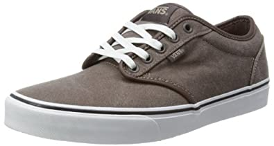 Vans Men's Atwood Trainers, Coffee/Barely Blue, 6 UK