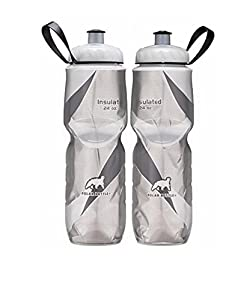 Polar Bottle (Black Graphic, 24- 2 Pack)