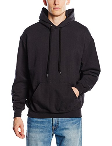 fruit-of-the-loom-ss026m-sweat-shirt-a-capuche-homme-noir-l