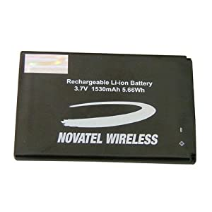 Novatel Wireless MiFi 2352, 2372, 3352 & 4510 Battery