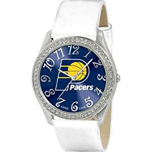Game Time NBA-GLI-IND Indiana Pacers Glitz Series Watch by Game Time