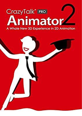 CrazyTalk Animator 2 PRO - Mac [Download]