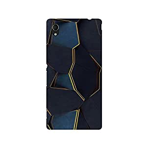 TAZindia Designer Printed Hard Back Mobile Case Cover For Sony Xperia Z2 L50W
