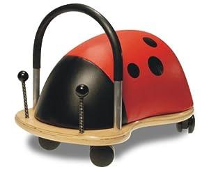 Wheelybug Ladybird Ride-on (Large)
