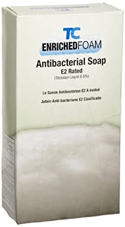 Rubbermaid FG450031 Enriched Foam Antibacterial E2 Soap