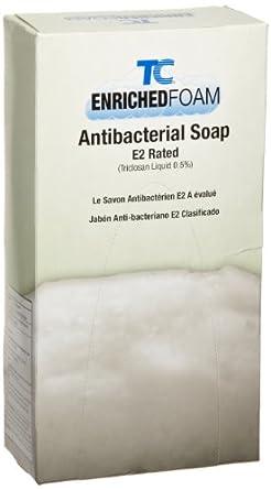 Rubbermaid FG450031 Enriched Foam Antibacterial E2 Soap