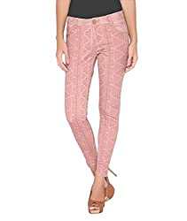 Pepperika Printed Women's Jeans