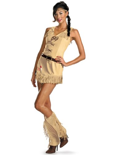 Sexy Native American Indian Costume Tonto Costume Western Costume