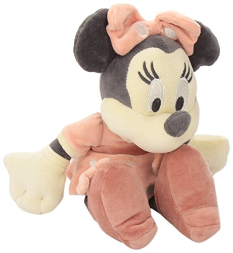miYim Minnie Mouse Plush, Grey