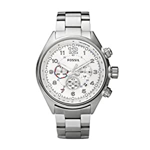 Fossil Flight Stainless Steel Watch - CH2696