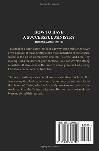 How To Have A Successful Ministry