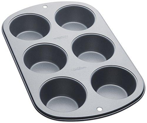 Moule à Muffins Métal 28,35 x 18,06 x 3,28 cm