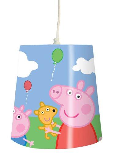 Peppa Pig 'Fairground' Tapered Pendant Lampshade