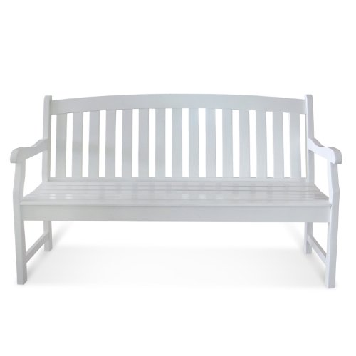 Vifah V1343 Bradley Outdoor Wood Bench