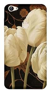 TrilMil Printed Designer Mobile Case Back Cover For Vivo X6S
