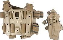 BLACKHAWK! S.T.R.I.K.E. SERPA Combo Kit (Beretta Only)/Medium Torso, Right Hand, Coyote Tan