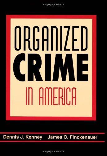 organized crime a big business in america