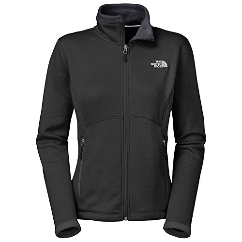 The North Face Women'S Agave Jacket Tnf Black Heather Medium