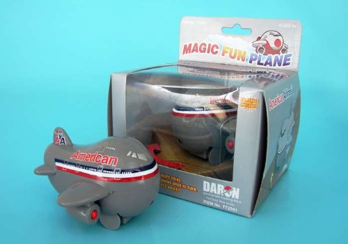 DaronToys American Magic Fun Plane Model Airplane