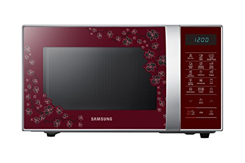 Samsung CE77JD-CS/TL 21 L Convection Microwave Oven
