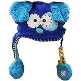 Flipeez Peek-a-Boo Puppy Action Hat
