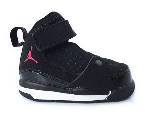 Nike Air Jordan Sc 2 Toddler Size (Black / Desert Pink) 454090-009 (2) back-1056168