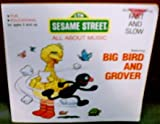 Big Bird and Grover: Fast and Slow (Sesame Street All About Music)