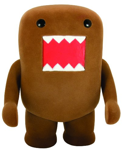 "Dark Horse Domo 4"" Flocked Vinyl Figure: Classic Brown"