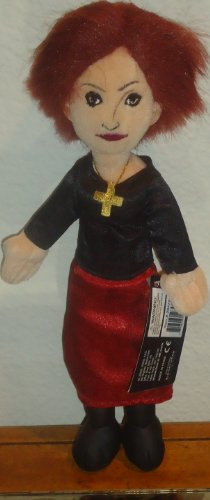 "The Osbourne Family SHARON 11"" Plush Doll - 1"