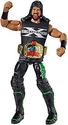 WWE Elite Collection Series #33 - X-Pac from Mattel