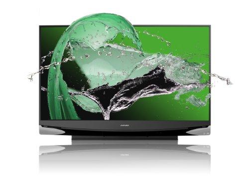 Mitsubishi WD-73638 73-Inch 3D-Ready DLP HDTV