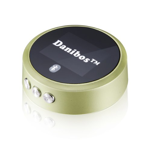 Danibos Nfc-Enabled Bluetooth Audio Receiver With Aptx Technology For Home Stereo For Car (Champine)