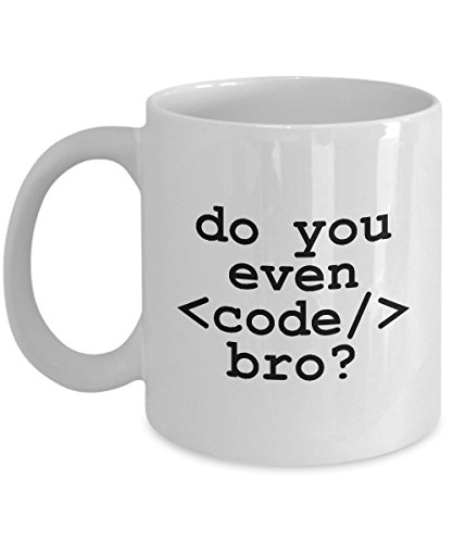 Funny Computer Nerd Coffee Mug -