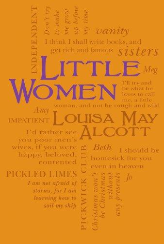 Louisa May Alcott - Little Women (Word Cloud Classics)