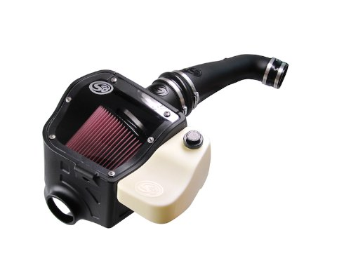 S&B Filters 75-5050 Cold Air Intake Kit for 2009 - 2010 Ford F-150 , Raptor 5.4L (Cleanable Filter) (2009 F150 Cold Air Intake compare prices)