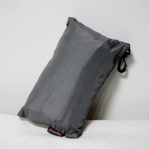 Silk Single Liner Sleeping Bag Camping Travel Mini Sleeping Bag Color Grey