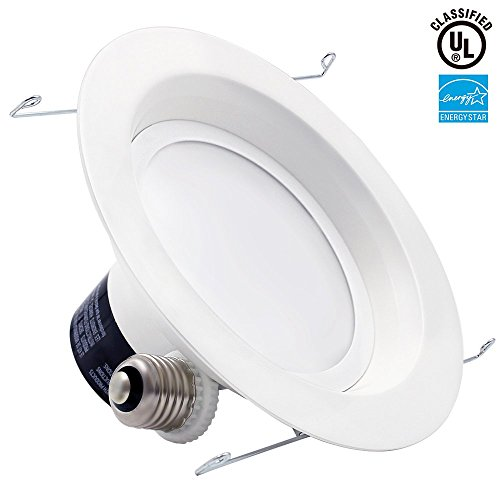 1-PACK4-PACK12-PACK-TORCHSTAR-18W-6inch-LED-Retrofit-Recessed-Lighting-Fixture-ENERGY-STAR-Certified-18W-120W-Equivalent-LED-Ceiling-Light-UL-classified-Dimmable-LED-Retrofit-Downlight-kit-2700K-Warm-