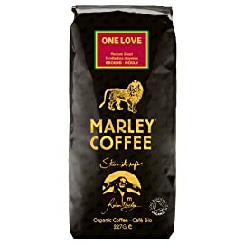 One Love Medium Roast Organic Blend - Ground Coffee