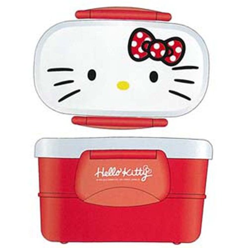 Hello Kitty Lunch Box Two-Stage My Hello Kitty R S8081620 front-59284