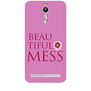 Skin4gadgets BEAUTIFUL MESS Phone Skin for ASUS ZENFONE 2