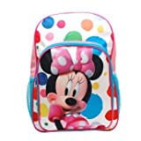Minnie - Mochila 42cm adaptable carro minnie