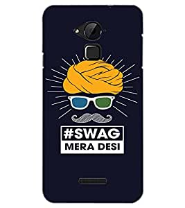 COOLPAD NOTE 3 SWAG Back Cover by PRINTSWAG