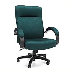 OFM 452-302 Stature Series Upholstered Executive High Back Conference Chair