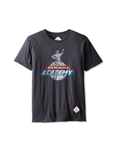 7th Inning Stretch Men's Baseball Academy Short Sleeve T-Shirt