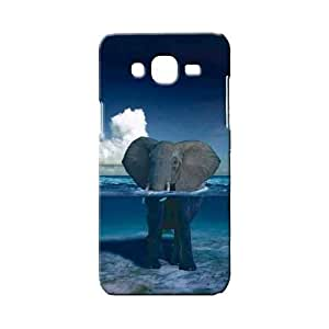BLUEDIO Designer 3D Printed Back case cover for Samsung Galaxy A3 - G4424