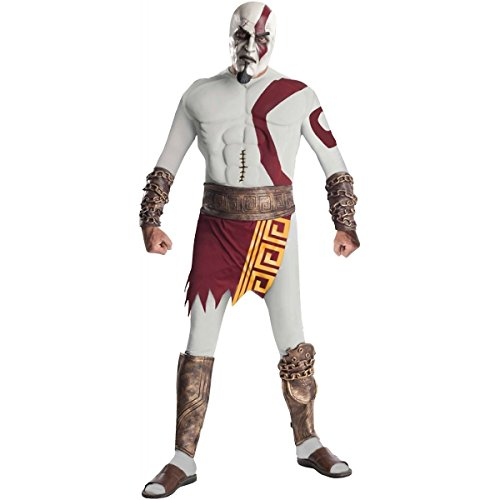 GSG Kratos Costume Adult God of War Halloween Fancy Dress (2)