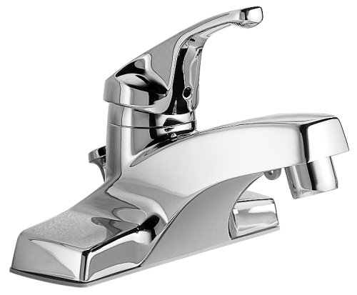 American Standard 2175.200.002 Colony Single-Control Lavatory Faucet, Chrome front-971572