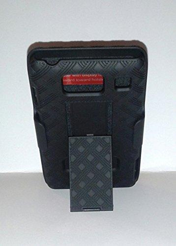 motorola droid razr cases. motorola droid razr hard shell case with holster combo - black cases c